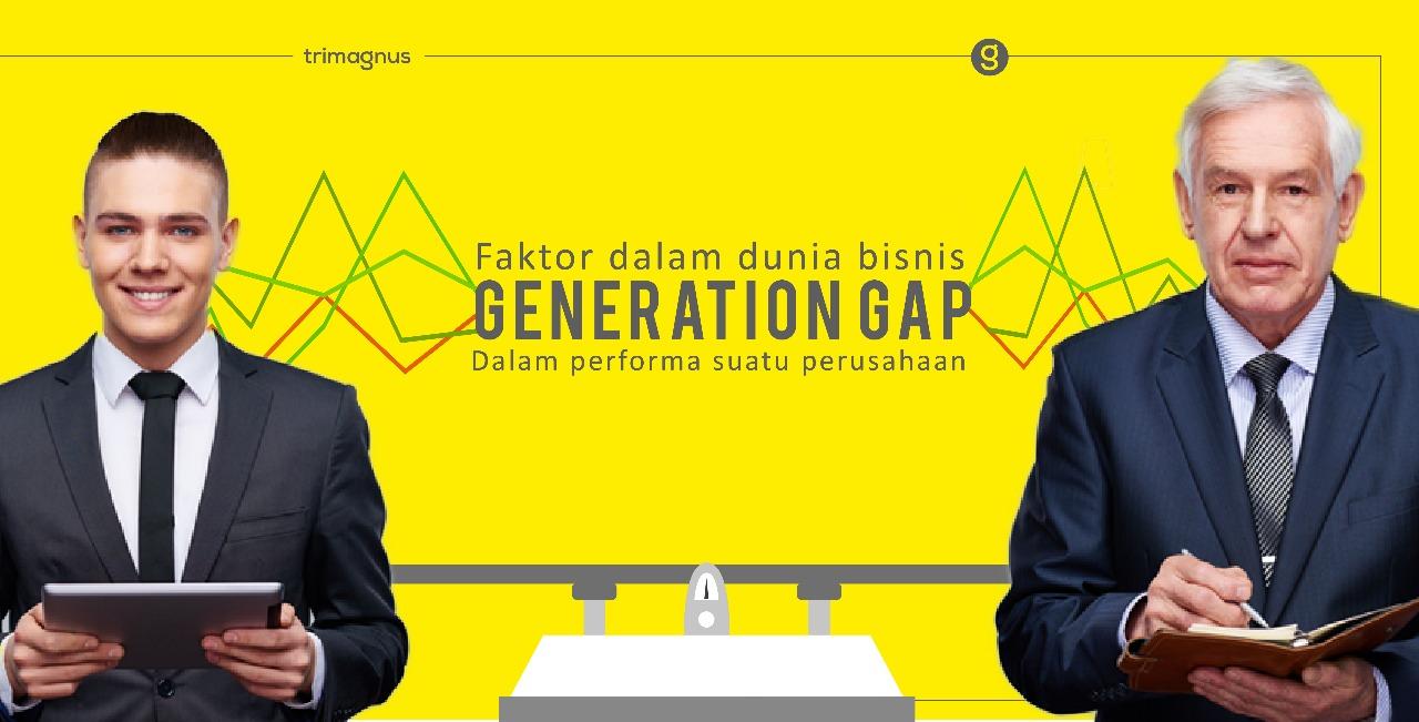 Generation gap dunia kerja