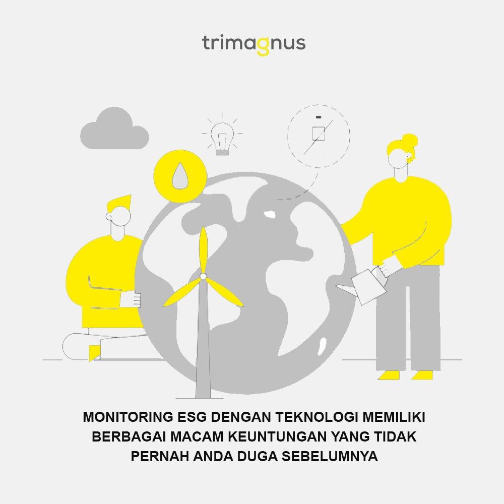 monitoring esg teknologi